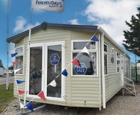Stunning static caravan for sale at budget price sited in Essex