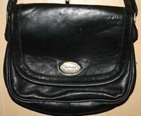 ❤️ Italienische Damenhandtasche La Toscana schwarz Lederimitat ❤️ Nordrhein-Westfalen - Detmold Vorschau