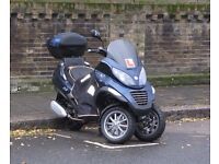 Piaggio MP3 125 - ONLY 2,040 miles - QUICK SALE