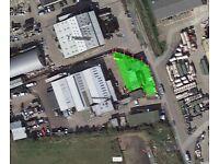 Commercial Land / Yard / Car-Sales Site To-Let In Aylesbury, Aston Clinton, Bucks, Buckinghamshire