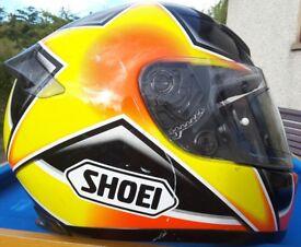 Crash helmet - size small