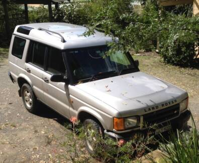 2000 Land Rover Discovery Wagon Morisset Lake Macquarie Area Preview