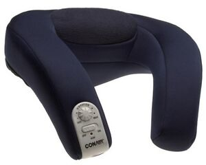 NEW Conair NM8X Massaging Neck Rest with Heat, Free Shipping