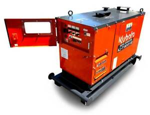Generator Kubota DIESEL - 18KVA 3 Phase- KJT180VX with Bund Kewdale Belmont Area Preview