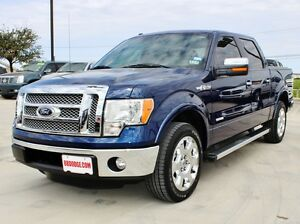 3-5L-V6-Turbo-EcoBoost-Lariat-Leather-Navigation-Sunroof-Tow-SYNC-Tonneau-Cover