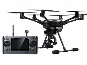 Excellent Cond Yuneec Typhoon H Hexacoper Drone with Backpack Carlton Kogarah Area Preview