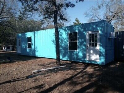 Texas Affordable Shipping Container Homes