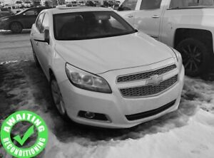 2013 Chevrolet Malibu LTZ| Sun| Heat Leath| Rem Start| Dual Auto
