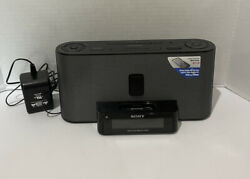 Sony ICF-C1iPMK2 Clock Radio Dream Machine Speaker System ipod Dock