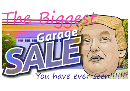 3rd OF MARCH! MASSIVE GARAGE SALE!! ONE DAY ONLY! ALL MUST GO!!!
