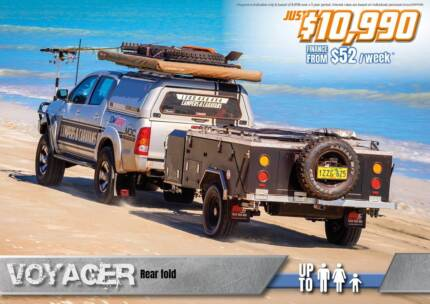 2018 MDC VOYAGER RF HARDFLOOR CAMPER TRAILER St Marys Mitcham Area Preview
