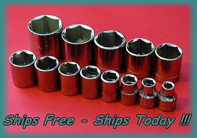 Craftsman Socket Set 3/8