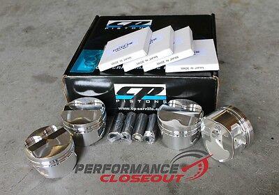 CP Pistons Honda Acura B20 VTEC B20/VTEC B20 Block B16 B18c Head 84.5mm 9.0:1