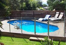 Majestic Salt Water Above Ground Pool Eltham North Nillumbik Area Preview