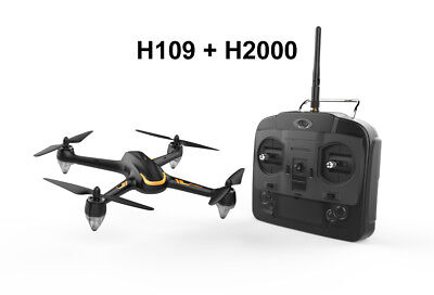 Hubsan H109 X4 Drone Brushless 2.4G RC Quadcopter Altitude Hold LED  RTF, USA
