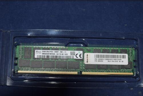 ORIGINAL LENOVO 46W0835 32GB 2RX4 PC4-2400T DDR4 MEMORY 46W0833 00NV205