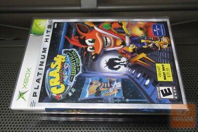 Crash Bandicoot: The Wrath of Cortex Platinum Hits (Xbox 2003) FACTORY SEALED! comprar usado  Enviando para Brazil