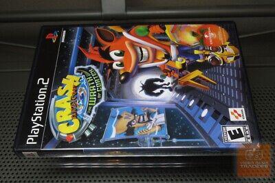 Crash Bandicoot: The Wrath of Cortex (PlayStation 2, PS2 2002) COMPLETE! - EX! comprar usado  Enviando para Brazil