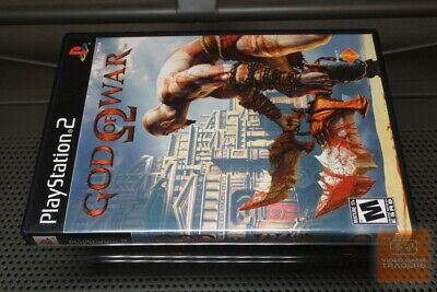 God of War 1st Print (PlayStation 2, PS2 2005) COMPLETE! - EX!, usado comprar usado  Enviando para Brazil