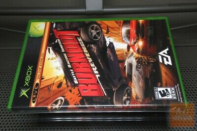 Burnout: Revenge (Xbox 2005) COMPLETE! - EX! for sale  Shipping to Nigeria