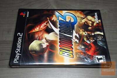 Bloody Roar 3 (PlayStation 2, PS2 2001) COMPLETE! Bloody Video Games