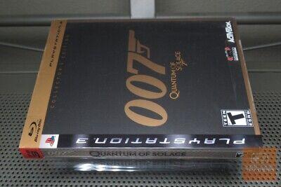 007: Quantum of Solace Collector's Edition (PlayStation 3, PS3) FACTORY SEALED! comprar usado  Enviando para Brazil
