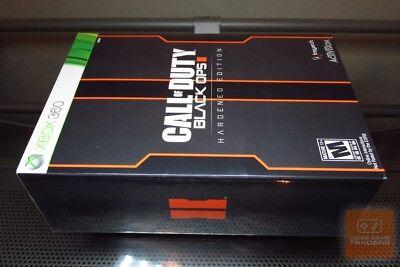 Call of Duty: Black Ops II 2 Hardened Print run (Xbox 360 2012) FACTORY SEALED!