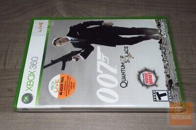 James Bond 007: Quantum of Solace Movie Money Variant (Xbox 360) FACTORY SEALED!