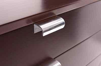 New Made for vtg George Nelson Herman Miller Era Primavera Drawer Pulls Hardware 2