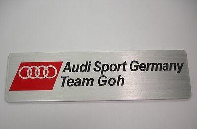 Yi Qi Audi Emblem Badge Chinese Logo TT S4 S5 A4 A5 A6 S7 A7 A8 RS5 RS7 R8 Q7 Q5