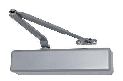 Lcn 1461 Reg Arm W Pa - Aluminum Finish - New
