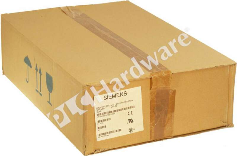 New Sealed Siemens 6SE7021-3FS87-2DC0 6SE7 021-3FS87-2DC0 Braking Resistor Qty