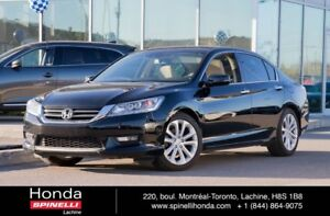 2015 Honda Accord TOURING NAVI CUIR TOIT LEATHER ROOF MAGS NAVI