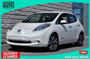 2015 Nissan Leaf *SL*CUIR*BOSE*QUICK CHARGE*NAVI*