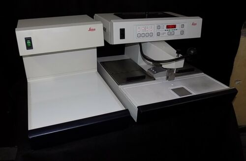 LEICA EG1140 EMBEDDING CENTER & COLD PLATE (230V/50HZ) - FULLY RECONDITIONED