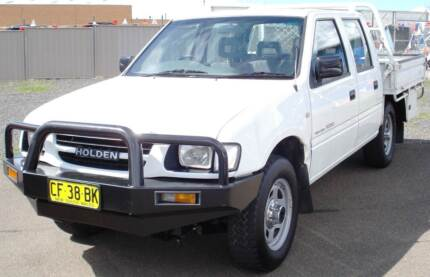 2002 Holden Rodeo Ute Armidale City Preview