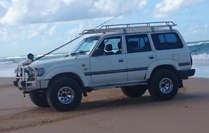 Wrecking 80 series Landcruiser Gympie Gympie Area Preview