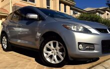 Mazda CX-7 Auto 2007 One year rego Glenwood Blacktown Area Preview