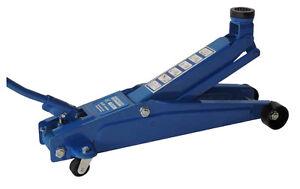 KUNZER F 5210 Hydraulischer Rangierwagenheber 2250 kg Wagenheber