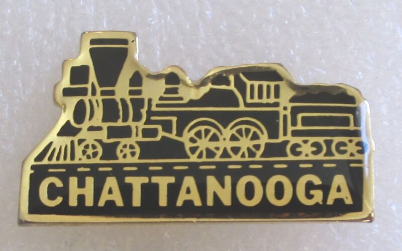 City of Chattanooga, Tennessee Tourist Travel Souvenir Collector Pin