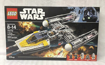 NEW LEGO Star Wars Y-Wing Starfighter (75172)