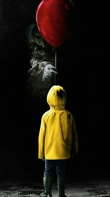 Adults Yellow Raincoat Jacket Fancy Dress Cosplay Halloween Georgie IT Costume (Yellow Raincoat Halloween Costume)