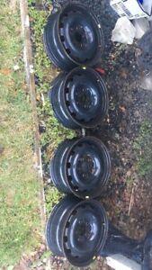 4 roues 16 pouces