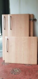 Kitchen cupboard doors & drawers