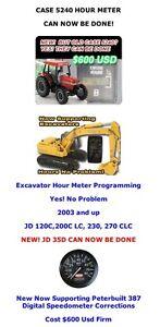 Farm Tractor and Heavy Equipment Hour Meter Repair Regina Regina Area image 3