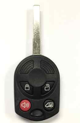 Oem Uncut 4 Button 2015 2016 2017 Ford Transit Remote Key 164R8126 5925981