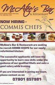 commis chefs