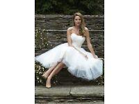 Stunning brand new Romantica collection Wedding dress size 16