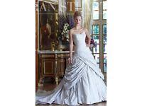 Ian Stuart, libertine wedding dress, size 12 , never warm, free ulterations with purchase