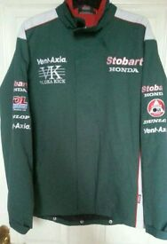 Honda Stobart Racing Jacket Team like Yamaha Kawasaki KTM Ducati